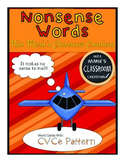Nonsense Words (VCe)