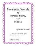Nonsense Words for Fluency