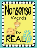 Nonsense Words 6