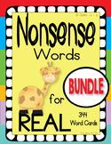 Nonsense Words BUNDLE