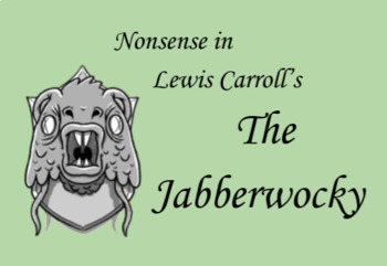 "Nonsense in ""The Jabberwocky"""