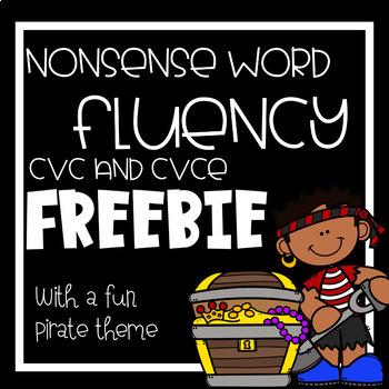 Nonsense word fluency, CVCe sampler
