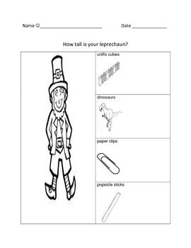 Nonstandard Leprechaun Measurement