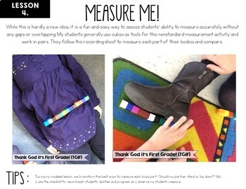 Nonstandard Measurement