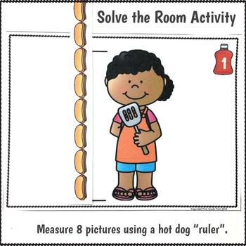 Nonstandard Measurement Activities