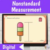 Nonstandard Measurement Digital Activities