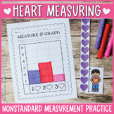 Valentine Heart Measuring (Nonstandard Measuring)