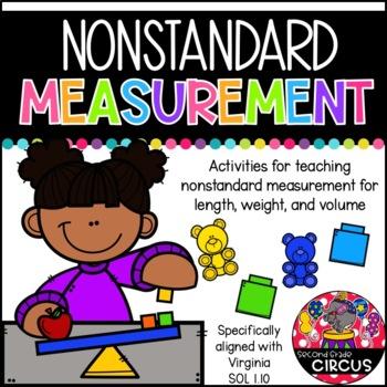 Nonstandard Measurement (Virginia SOL 1.10)