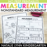 Nonstandard Measurement Worksheets