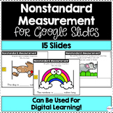 Nonstandard Measurement for Google Slides | Distance Learning