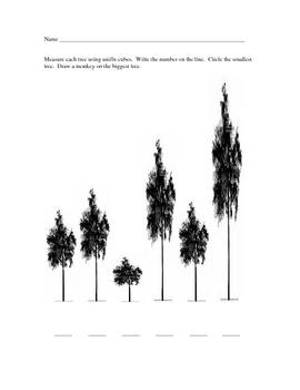 Nonstandard Tree Measurement