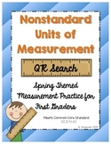 Nonstandard Units of Measurement QR Code Search