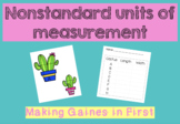 Nonstandard units of measurement with cacti