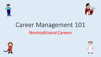 Nontraditional Careers Lesson