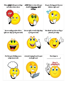 Nonverbal Behavior Feedback System for Effective Classroom Management