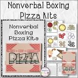 Nonverbal Boxing Pizza Kits