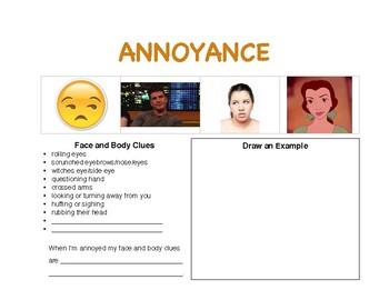 Nonverbal Clues Unit