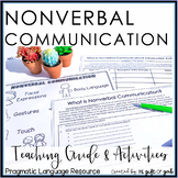 Nonverbal Communication Activities | Social Emotional Learning