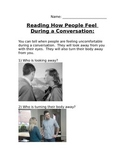 Nonverbal Communication (Body Posture in Conversation)