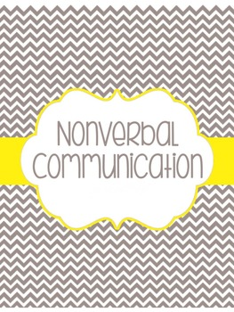 Nonverbal Communication Skills