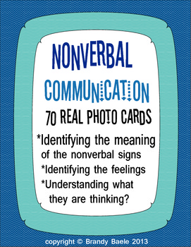understanding nonverbal communication In understanding nonverbal communication, you'll discover that nonverbal communication is less intentional and harder to control than the words you choose to.