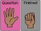 Nonverbal Finger Cues Posters