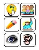 Nonverbal Reminder Cards