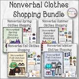 Nonverbal Seasons Clothes Shopping Bundle