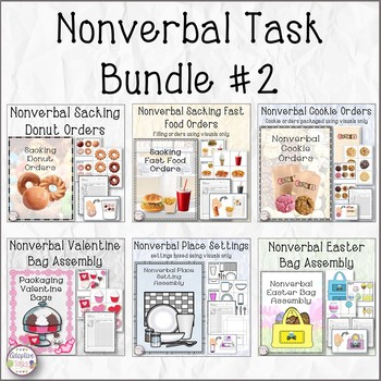Nonverbal Task Set #2