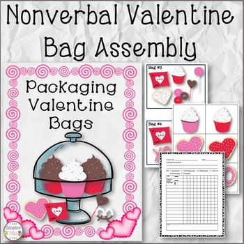 Nonverbal Valentine Bag Assembly