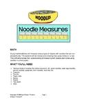 Noodle Measures