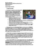 Nook eReader Grant Proposal