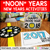 Noon Years - New Years Activities - New Years 2020
