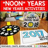 Noon Years - New Years Activities - New Years 2021