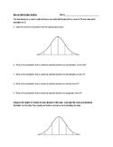 Normal Distribution Activity