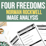 Norman Rockwell's Four Freedoms Image Analysis