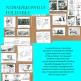 Norse/Beowulf Foldable