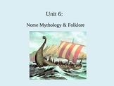 Norse Mythology & Folklore PowerPoint Presentation - Part 1
