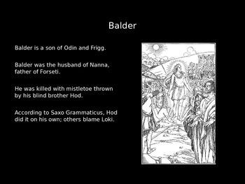 Norse Mythology Powerpoint