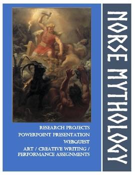 Norse Mythology Project Unit