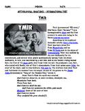 Norse Myths Ymir, Yggdrasil, Norns, Sleipnir, Skol and Hat