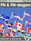 Norsk: FN og FN-dagen [BM&NN]
