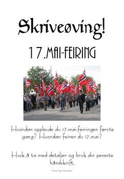 Norsk - Skriveøving GRATIS