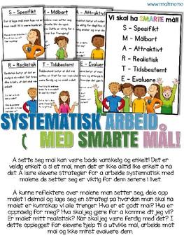 Nyttårspakke - systematisk arbeid med SMARTE mål! [BM & NN]