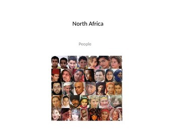 North Africa People