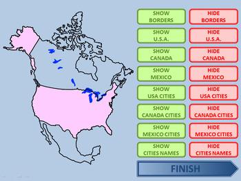 North America - full version