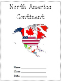 North America Continent - A Research Project