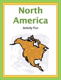 North America Activity Fun