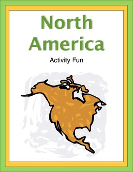 North America Activity Fun