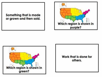 North America Bingo